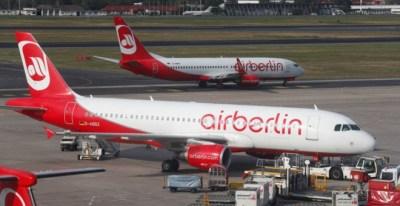 Aviones de Air Berlin - REUT