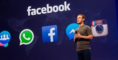 Mark Zuckerberg durante una conferencia en 2015. KEN YEUNG