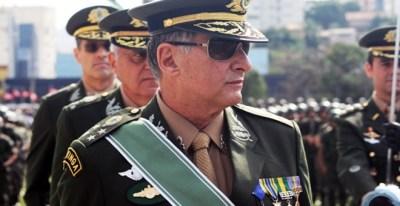 El general Edson Leal Pujol, designado comandante en jefe del Ejército de Brasil por el presidente brasileño, Jair Bolsonaro. DEFESANET