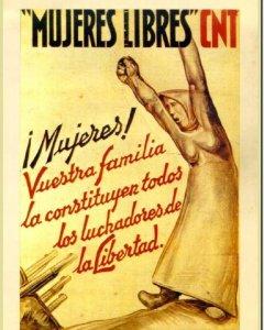 Affiche féminine gratuite