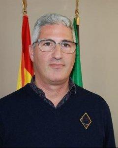 El alcalde de Huércal de Almería, Ismael Torres (PP). E.P.