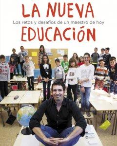 Portada de 'La nueva educación', de César Bona.