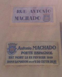 Rue Antonio Machado