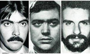 Las tres victimas del caso Almería