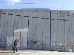 The Israeli dividing wall © Bilal Randeree | Flickr