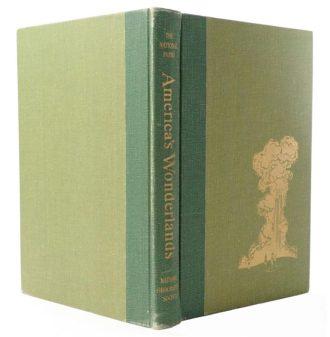 National Geographic America's Wonderlands Secret Hollow Book Safe