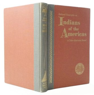 National Geographic on Indians of the Americas Secret Hollow Book Safe