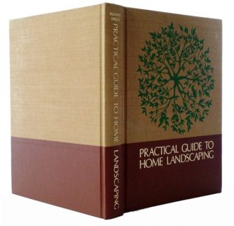 Practical Guide to Home Landscaping Secret Hollow Book Safe