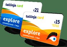 Explore Card