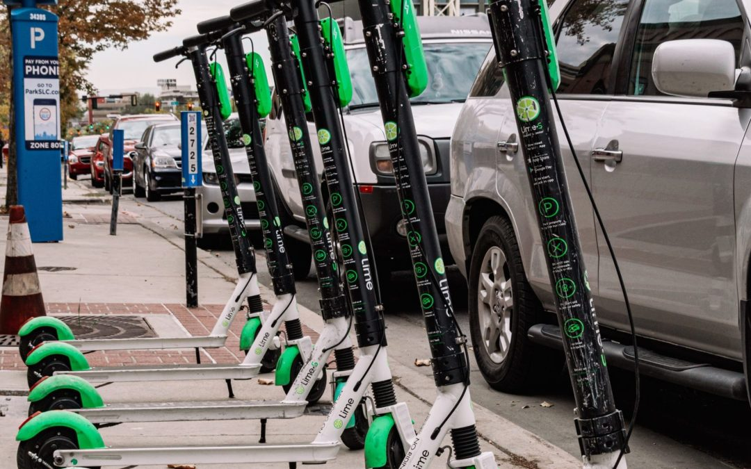 The NYC DOT's E-Scooters Pilot Program Is Coming.  What Might It Look Like?