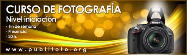cursos de fotografía - nivel iniciación