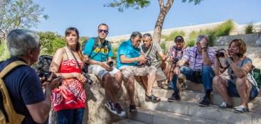 Alumnos curso fotografía en Alicante