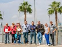Alumnos curso fotografía en Málaga