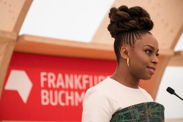 Chimamanda Adichie Receives 'Prism Of Reason' Award In Germany