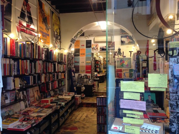 Italy's Book Sales Bounce Back