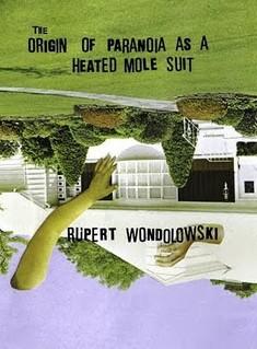 The Origin of Paranoia as a Heated Mole Suit by Rupert Wondolowski