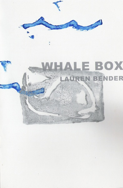 Whale Box by Lauren Bender