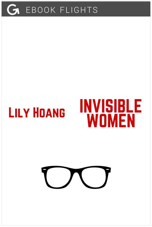 Lily Hoang - Kindle Cover - Invisible Women