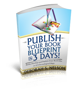 PUBLISH Your Book Blueprint in 3 Days Image