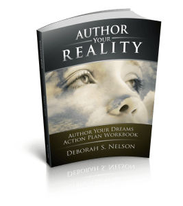 Author Your Reality Workbooks: Author Your Dreams… Image