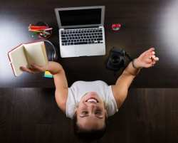 33 Writing Hacks for Those Craving to Publish: Writing Hack #12 Zen Writing Space by Deborah S. Nelson