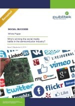 REVEALED: the semiconductor companies winning in social media