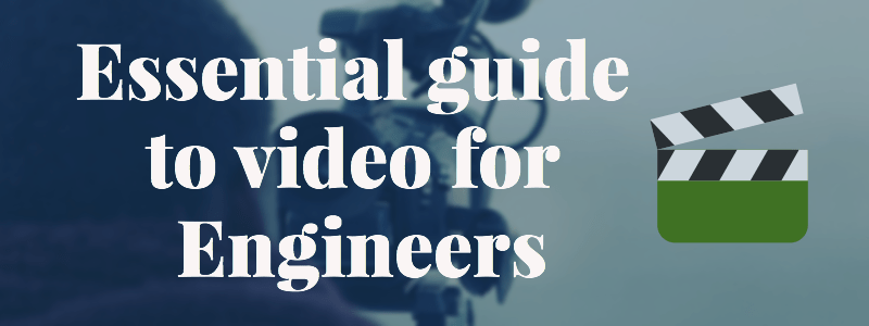 Video guide for engineers