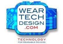 New website WearTechDesign.com for wearable design engineers