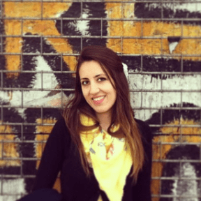 Ghazaleh Masoudi, Account Director, Media Relations & Digital Services