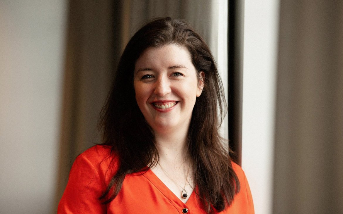 Emma Crichton, Head of Engineering at Engineers Without Borders UK