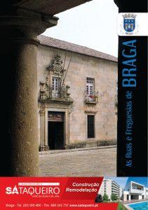 As Ruas e Freguesias de Braga