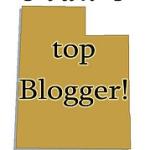 Utah's Top Blogger Award