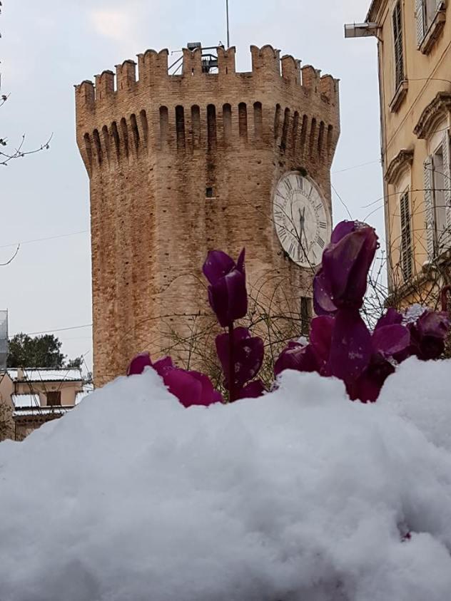 Il Torrione - la Torre dei Gualtieri