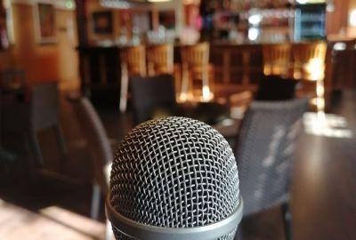 Tänään karaokea klo 21-23