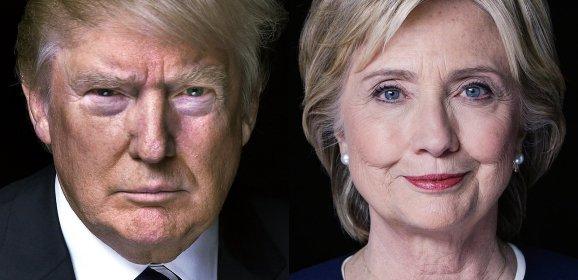 Trump vs Hillary: detrás de las encuestas