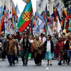 La violencia contra el derecho indígena