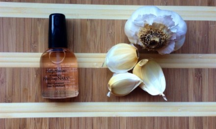 I DARE YOU TO TRY… GARLIC ON YOUR NAILS!