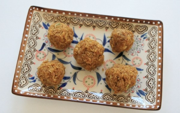 GLUTEN-FREE PUMPKIN FLAVORED COCONUT MACAROON RECIPE