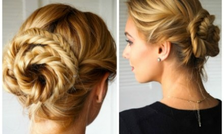 THE MOST PERFECT HOLIDAY BRAID EVER!