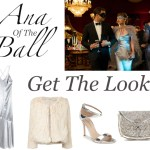GET THE LOOK: ANASTASIA STEELE AT THE MASQUERADE BALL