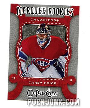 2007-08 OPC blaster box break #2