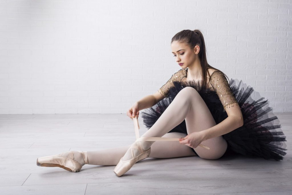 ballerina preparation photo by z.pucarevic pucko