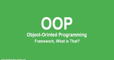 Framework, What is That?