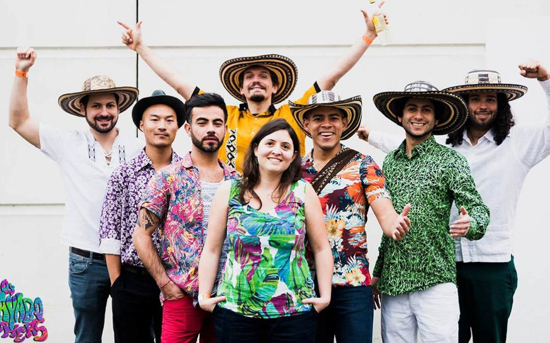 Los Guayabo Brothers : Un cocktail colombien aux notes hallucinogènes