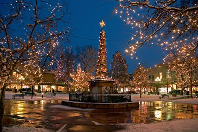 Santa Fe Christmas Travel Planning