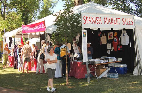 Santa Fe Summer Spanish Market Activities And Lodging Specials