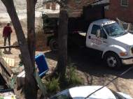 Rocky Mountain donate topsoil