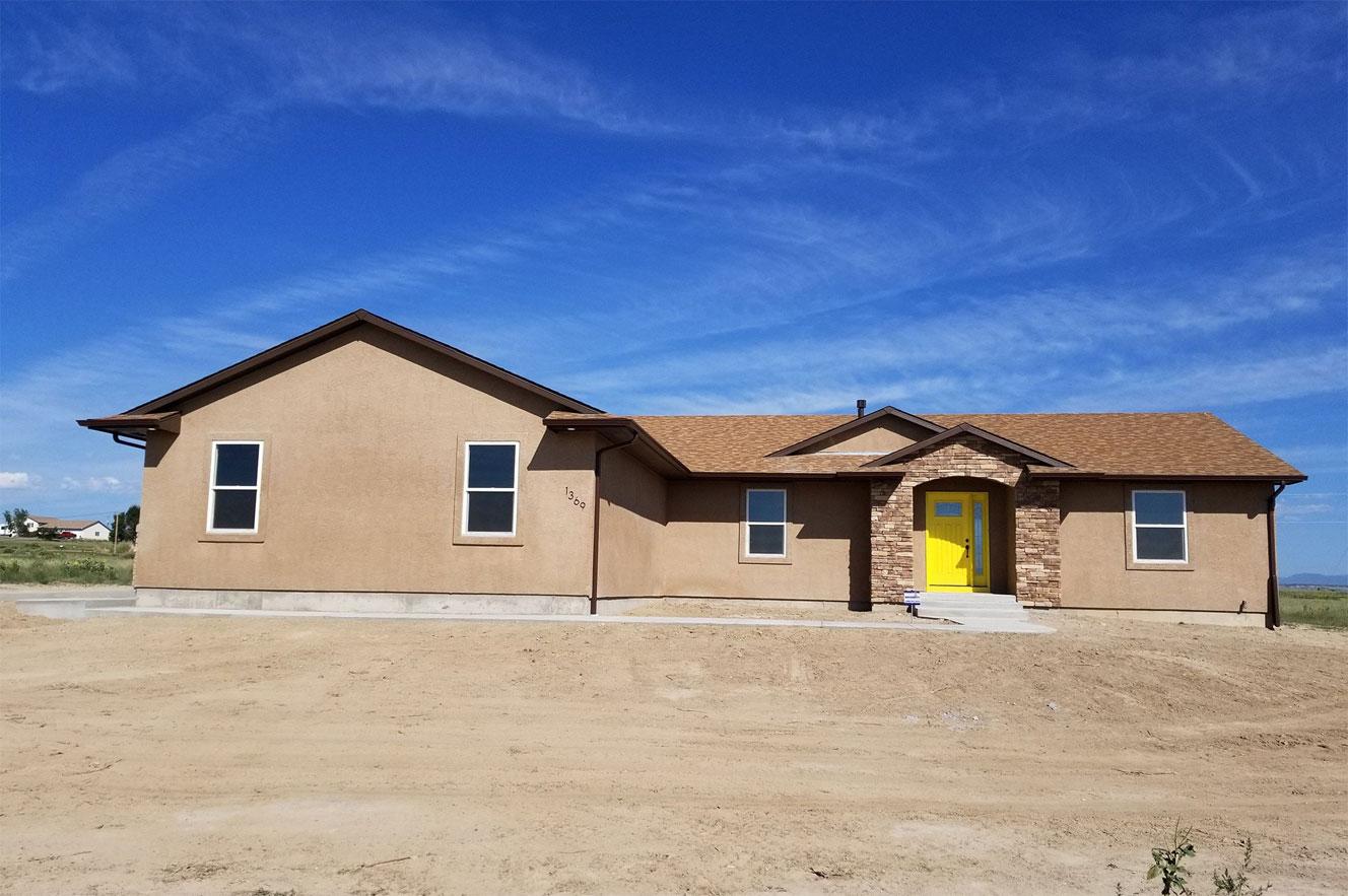 1369 N Gantts Fort Pueblo West CO 81007