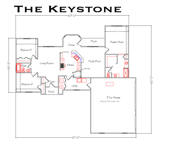 The Keystone Model from Cole Construction