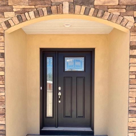 Cole Construction Door Colors